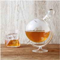 Glass Globe Whisky Decanter - Whisky Gifts