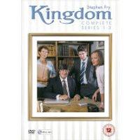 Kingdom 1-3 Complete Boxed Set