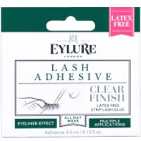 Eylure Lashfix Latex Free Strip Lash Adhesive 8.5ml - Clear