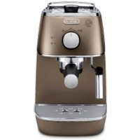 DeLonghi ECI341.BZ Distinta Espresso Machine - Matt Bronze