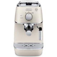 DeLonghi ECI341.W Distinta Espresso Machine - Matt White