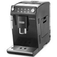 DeLonghi ETAM29.510.B Authentica Bean to Cup Coffee Machine - Silver