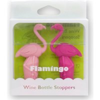 Flamingo Bottle Stopper (Set of 2)