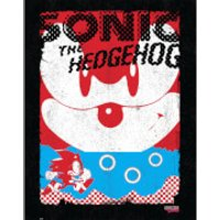 Sonic the Hedgehog Art Print