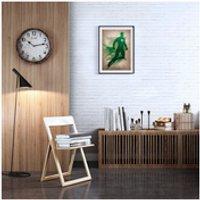 Green Lantern Inspired Art Print - 16.5 x 11.7