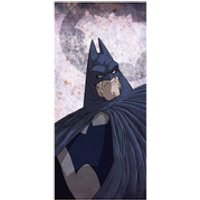 Knight Detective Batman Inspired Fine Art Print - 16.5  x 9.7 - Batman Gifts