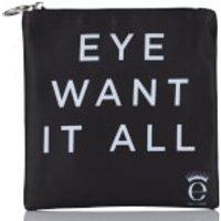 Eyeko Collectible Eye Want It All Bag - Black