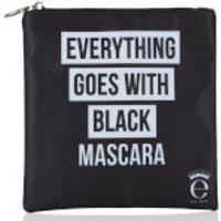 Eyeko Collectible Everything Goes with Black Mascara Bag - Black