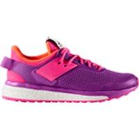 adidas Womens Response 3 Running Shoes - Purple - US 5.5/UK 4