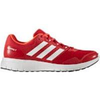 adidas Mens Duramo 7 Running Shoes - Red/White - US 10.5/UK 10 - Red/White
