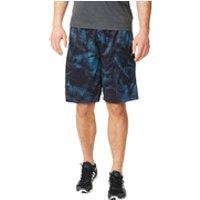 adidas Mens Swat Training Shorts - Dark Blue - S - Blue