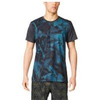 adidas Men's Cool 365 Training T-Shirt - Black - L - Black