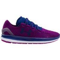 Under Armour Womens SpeedForm Slingride Running Shoes - Purple Lights/White - US 7.5/UK 5