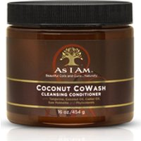 As I Am Coconut CoWash Cleansing Conditioner 454g