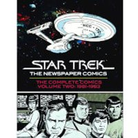 star-trek-newspaper-strip-volume-2-graphic-novel
