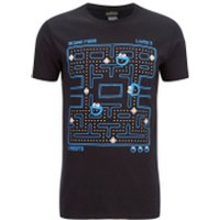 Cookie Monster Men's Gaming Cookie Monster T-Shirt - Black - S - Black