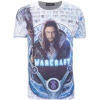 Warcraft Men's Anduin Lothar T-Shirt - White - XL - White