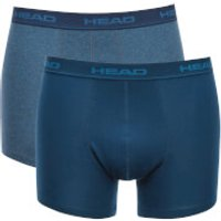 Head Men's 2-Pack Boxers - Blue Heaven - S - Blue - Boxers Gifts