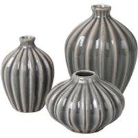 Broste Copenhagen Amalie Ceramic Vase - Ceramic