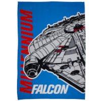 Star Wars: The Force Awakens - Episode VII Polar Fleece Blanket - 100 x 150cm - Star Wars Gifts