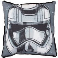 Star Wars: The Force Awakens - Episode VII Order Canvas Square Cushion - 40 x 40cm - Star Wars Gifts