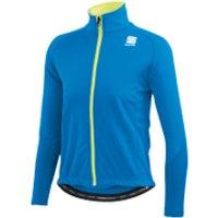 Sportful Kids Softshell Jacket - Blue/Yellow - 14Y - Blue/Yellow