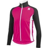 Sportful Kids' Softshell Jacket - Fuchsia/White - 8Y - Pink/White