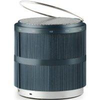 Lexon Fine Rechargeable Radio - Blue