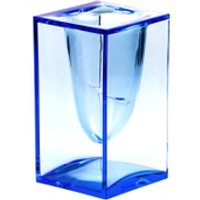 Lexon Liquid Pen Pot - Blue