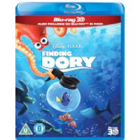 Finding Dory 3D (Includes 2D Version)