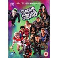 Suicide Squad (Includes Ultraviolet Copy)