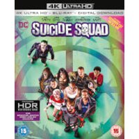 Suicide Squad - 4K Ultra HD (Includes Ultraviolet Copy)