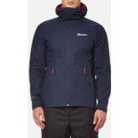 Berghaus Mens Stormcloud Hydroshell Jacket - Dusk - S