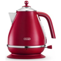 DeLonghi Elements Kettle - Red