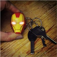Marvel Iron Man LED Torch - Iron Man Gifts