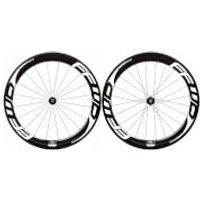 Fast Forward F6R Tubular DT240s Wheelset - Campagnolo - White