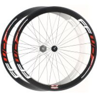Fast Forward F4R Carbon DT240s Wheelset - Shimano - White