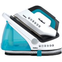 Beldray BEL0434V2 2400W Steam Surge Pro - White/Blue