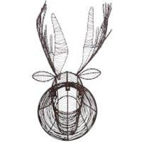Nkuku Eko Wire Moose Head