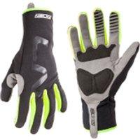 Nalini Aeprolight Pro Gloves - Black/Fluro Yellow - L - Black/Fluro Yellow