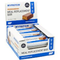 Meal Replacement Bar - 12 x 65g - Box - Salted Caramel