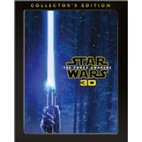 Star Wars: The Force Awakens 3D Collectors Edition