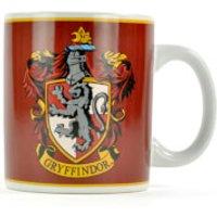 Taza Harry Potter Escudo Gryffindor