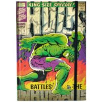 Marvel Hulk A5 Notebook - Hulk Gifts