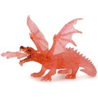 Papo Fantasy World: Ruby Dragon - Fantasy Gifts