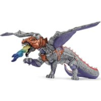 Papo Fantasy World: War Dragon Silver - Fantasy Gifts