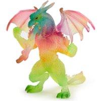 Papo Fantasy World: Rainbow Dragon Standing - Fantasy Gifts