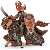 Papo Fantasy World: Dark Beetle Warrior and Horse