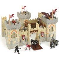 Papo Medieval Era Weapon Master Castle