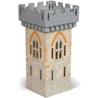 Papo Medieval Era Weapon Master Castle  1 Large Tower